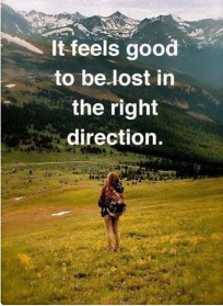 Lot in the right direction